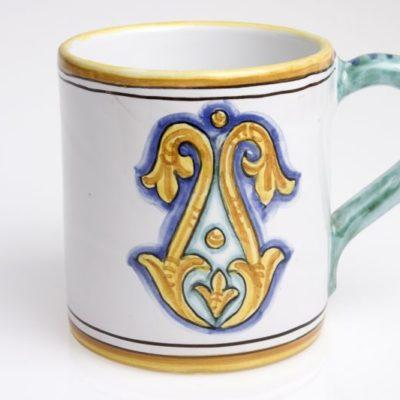 Banda Blu Mug Front