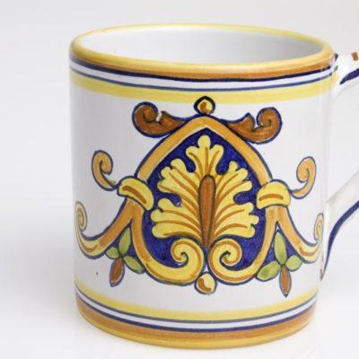 Cinquecento Mug Front