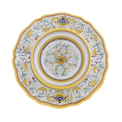 Pavone Dinner PlateCereal Bowl