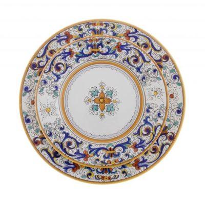 Rico Deruta DinnerSalad Plate