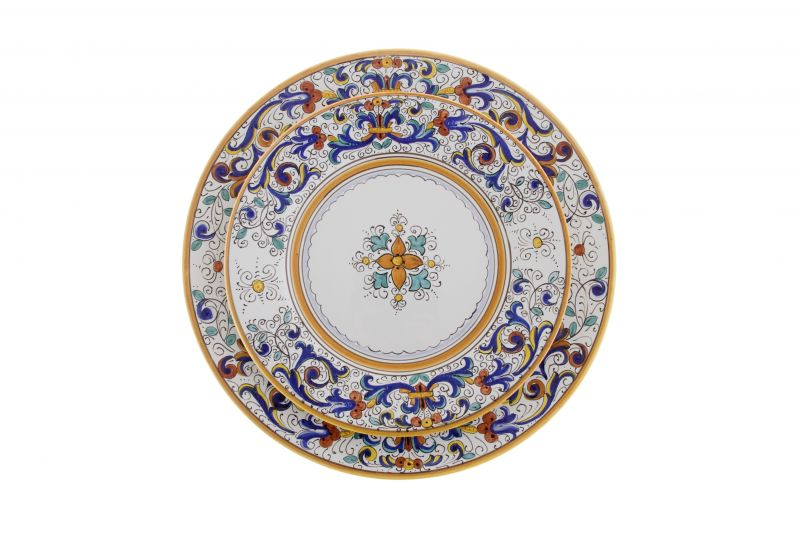 Ricco Deruta Custom Dinnerware  sc 1 st  Via Bellissima & Ricco Deruta Custom Dinnerware - Via Bellissima