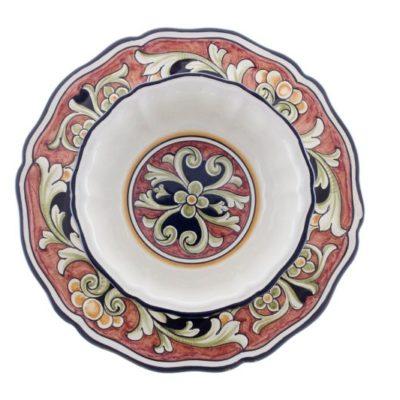 Umbria Dinner PlateCereal Bowl1